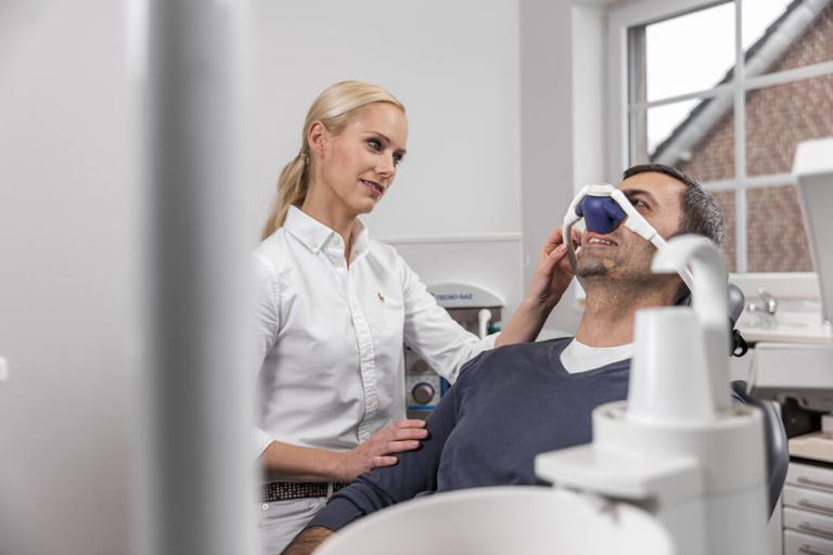 Zahnärztin Willich - Dr. Held - Leistungen - Angstpatienten
