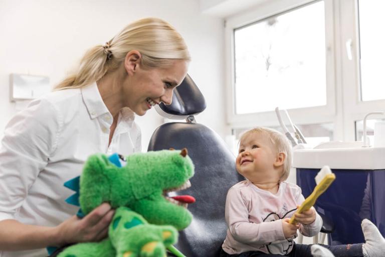Zahnärztin Willich - Dr. Held - Leistungen - Prophylaxe